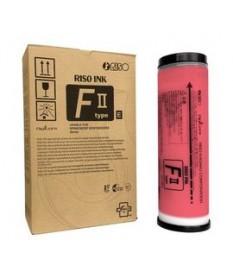 Картридж RISO INK FII type CRIMSON E S-8187E (1000мл)