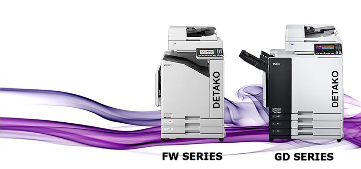 FW5000 90 ppm, FW5231 120 ppm, FW5230 120 ppm, GD7330 130 ppm, GD9631 160 ppm, GD9630 160 ppm